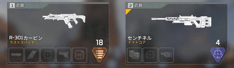 スナイパー+α構成